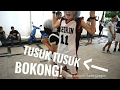 Liat aksi nakal Tusuk-Tusuk BOKONG! Versi Cosplay cewek jepang, Uhuyy!!