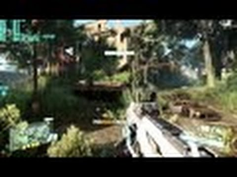 CRYSIS 3 |  4K UHD 3840X2160 |  GTX 980 SLI | FRAME RATE TEST| 5960X