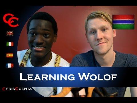 Learning Wolof