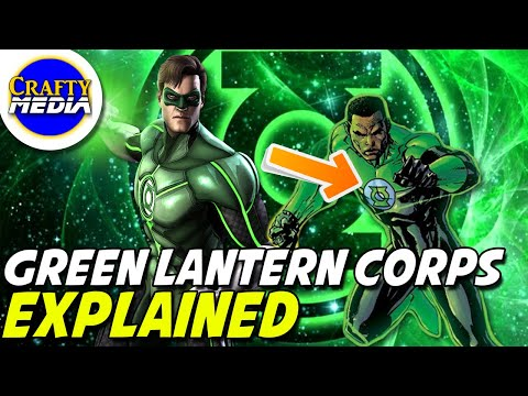 New Green Lantern Corps Details: Hal Jordan and John Stewart Explained! Aquaman Trailer Reactions thumbnail