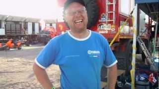 Dakar 2013 - Intervista Fabio Mauri