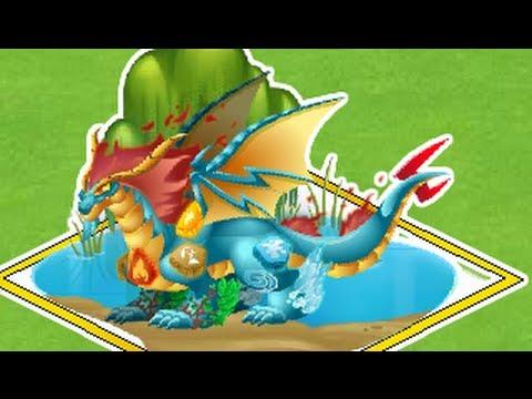 Dragon City-Elements Dragon!