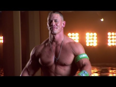 Behind The Scenes With John Cena - outside The Ring - Episode 25 video