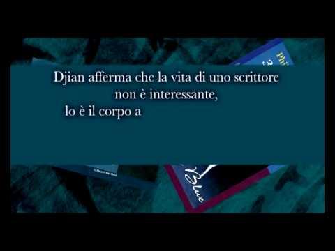 Philippe Djian - book trailer LETTERATURE 9° Festival Internazionale di Roma 2010