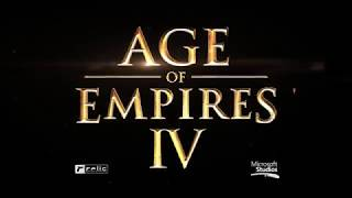 Age of Empires IV Announce Trailer (Release date)