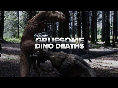 Most Gruesome Dinosaur Deaths