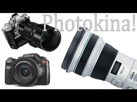 Live Photokina News & Photo Reviews!