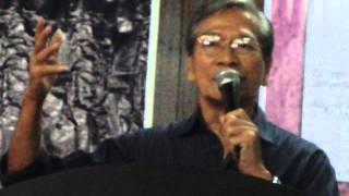 Satur Ocampo tells his story