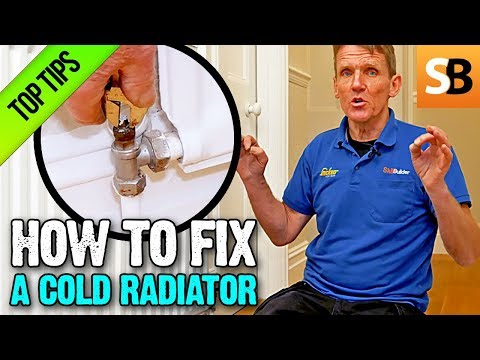 Radiator Not Getting Hot? - Plumbing DIY