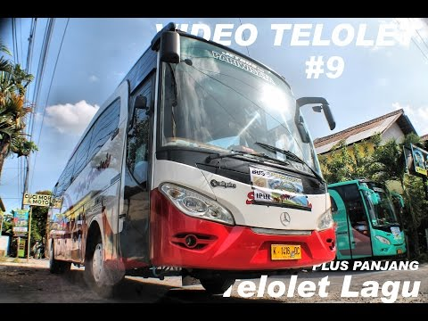Download Lagu [Video Telolet] #9 - TELOLET MELODI LAGU+PANJANG BUS DAMAI MP3 Free