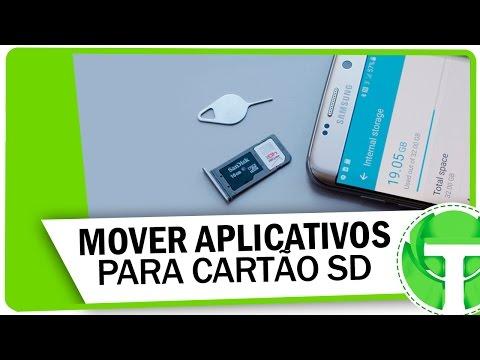 Como Mover Aplicativos para o Cartão SD   SEM ROOT