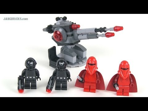 LEGO Star Wars 75034 Death Star Troopers set Review!