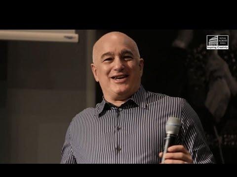 Peter Mensch Music Management Talk and Q&A, Elgar Room