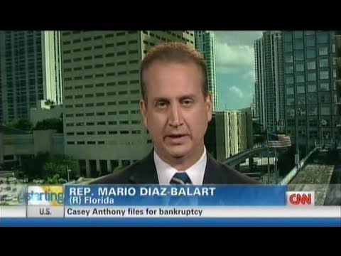 Diaz-Balart talks about bipartisan immigration reform - CNN Starting Point - 1/28/13