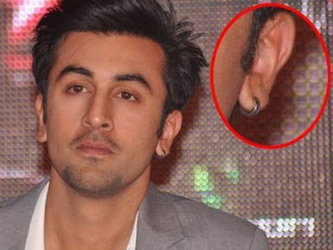 ranbir kapoors new piercing youtube