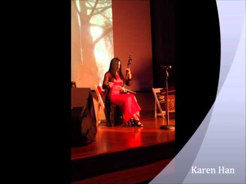 "Performance - Karen Han ""Erhu Virtuoso"" at the Bowers Museum"