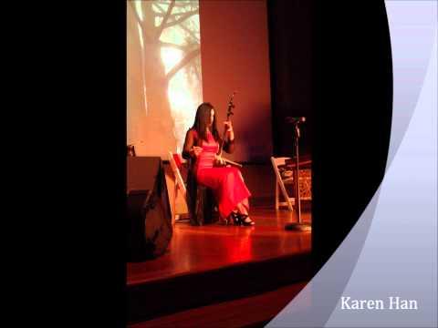 """Performance - Karen Han """"Erhu Virtuoso"""" at the Bowers Museum"""