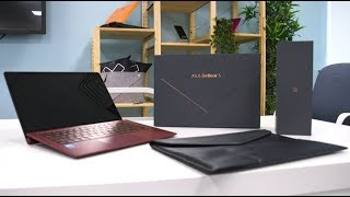 ZenBook S Unboxing Video
