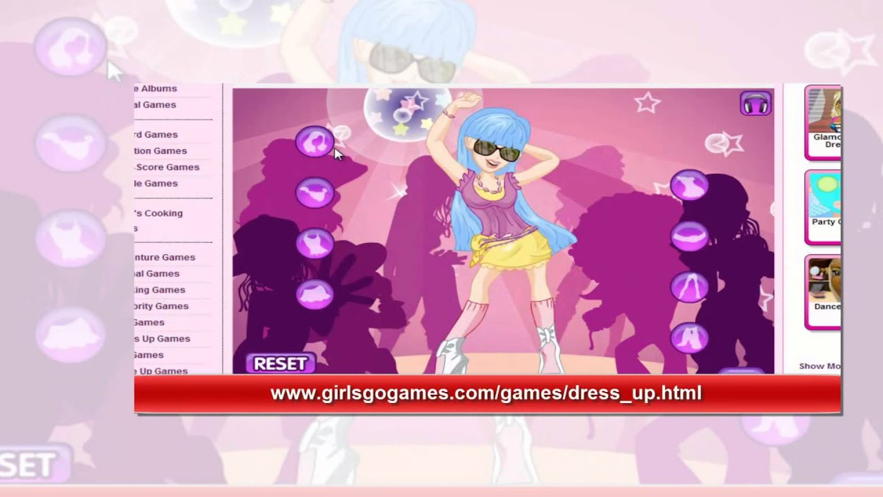 Fashion Games - Free online Games for Girls - m 32