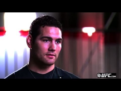 UFC 168 Chris Weidman Prefight Interview