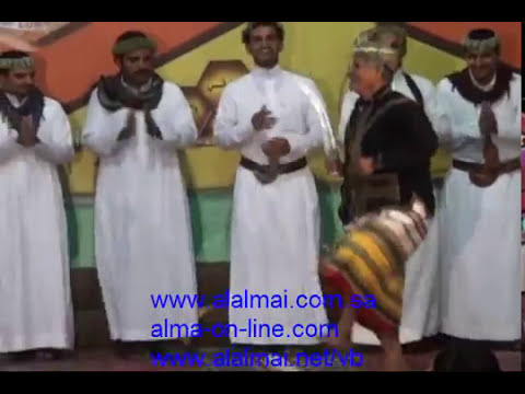 شباب وادي ريم في مهرجان العسل الرابع بصيغة WMP