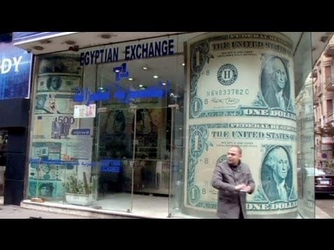 Egypt holds dollar auctions to avert currency crisis