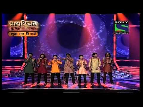 Deewana Group's Poignant Performance On Afreen- X Factor India - Episode 32 - 2nd Sep 2011 video