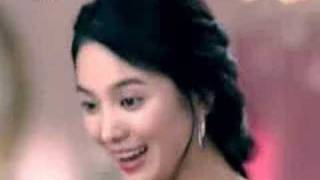 Song Hye Kyo: KTF-Ever CF