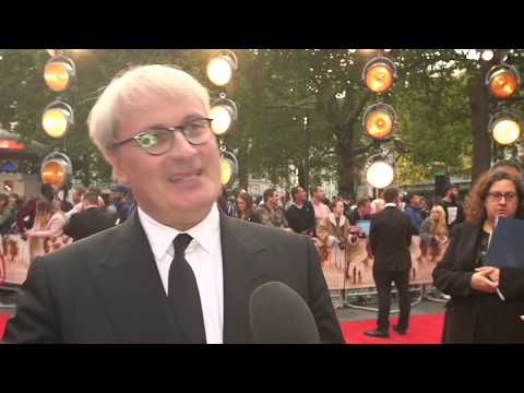 Goodbye Christopher Robin UK Premiere - Itw Simon Curtis (official Video)