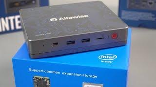 Alfawise T1 Review (Beelink S2) Gemini Lake Mini PC