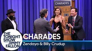 Charades with Zendaya and Billy Crudup by : The Tonight Show Starring Jimmy Fallon