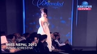 Nepal Jewelry Fashion Show