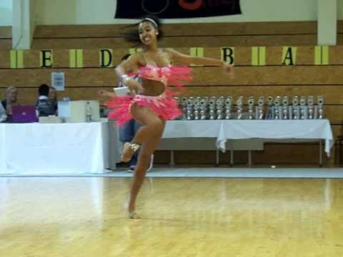 Westdeutsche Meisterschaft Disco Dance 2010 - Solo Girls Hauptgruppe   Superstar - Marianne video