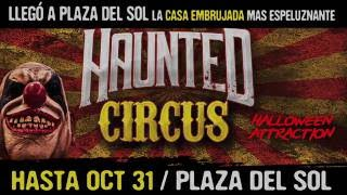 HAUNTED CIRCUS making of