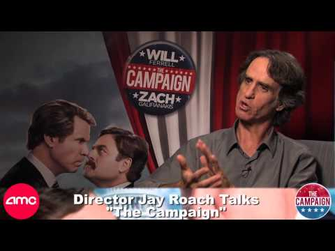 Director Jay Roach Talks The Campaign