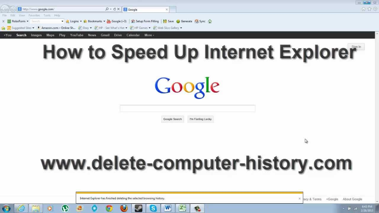 Why your internet is slow (and what you can do about it)