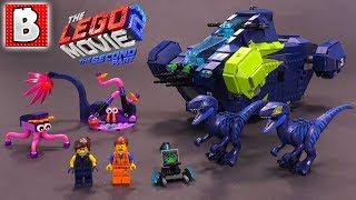 Rex's Rexplorer Review! SPACE RAPTORS! | LEGO Movie 2 Set 70835