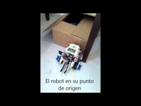 Programacion Sencilla LEGO EV3
