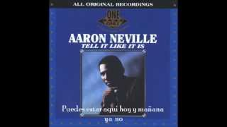 Aaron Neville Tell It Like It Is Subtitulada Español