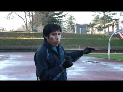 Como mejorar tu velocidad en los 1500 metros: Alex Dominguez Show