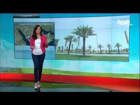 رياح مثيرة للغبار في الرياض خلال اليومين المقبلين