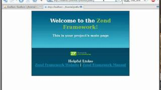 php zend