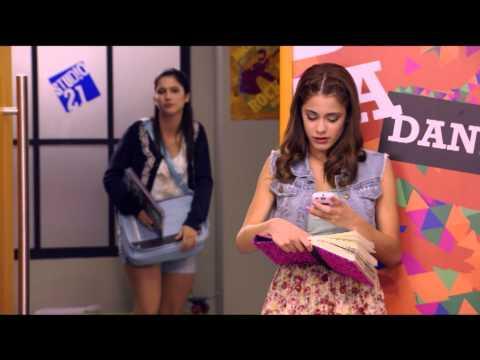 Сериал Disney - Виолетта - Сезон 1 эпизод 13