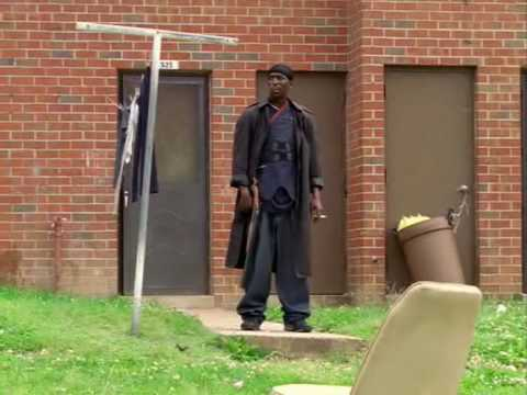 The Wire - Omar's Coming Yo! video