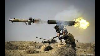 Míssil BGM-71 TOW Destruindo Tanques Na Guerra Da Síria (melhores destruições)