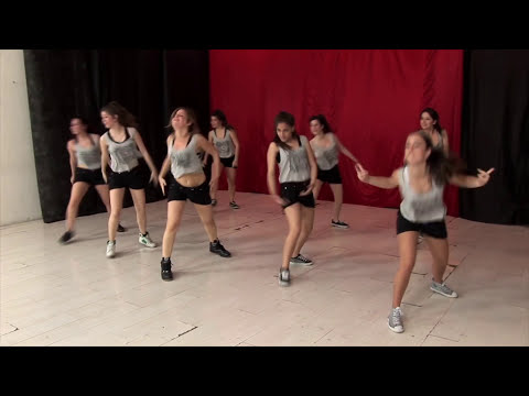 Coreografía de #thatPOWER de Will.i.am Ft. Justin Bieber / TKM