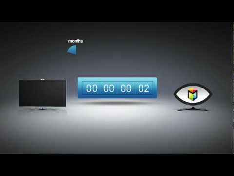 Samsung Smart TV Stare Battle -  Casevideo