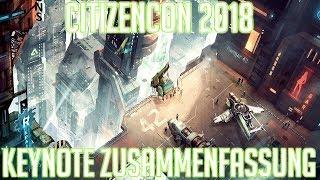 CitizenCon 2018: Das war die Gameplay-Präsentation! (Mission auf Hurston)