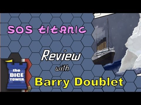 SOS Titanic Review - with Barry Doublet