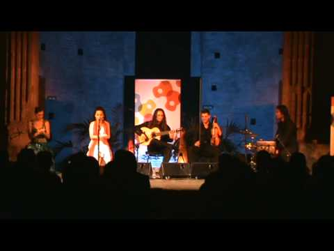 Amir John Haddad&Almeraya Tangos Festival de la Guitarra Córdoba.MPG